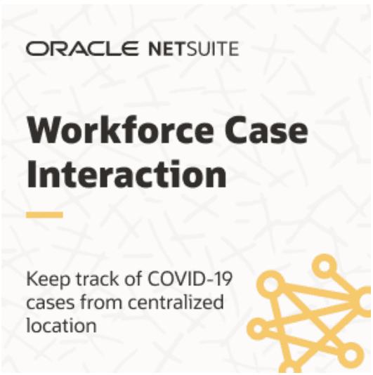 Workforce Case Interaction SuiteApp